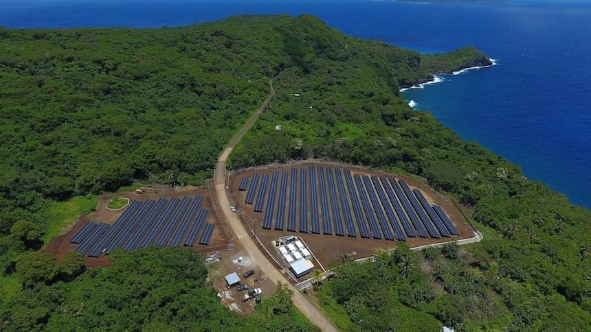 Placas solares en las islas tesla y solarcity paneles - Placas solares barcelona ...